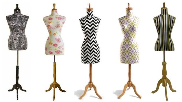 Dress Form Hunt | crafty.muslimah