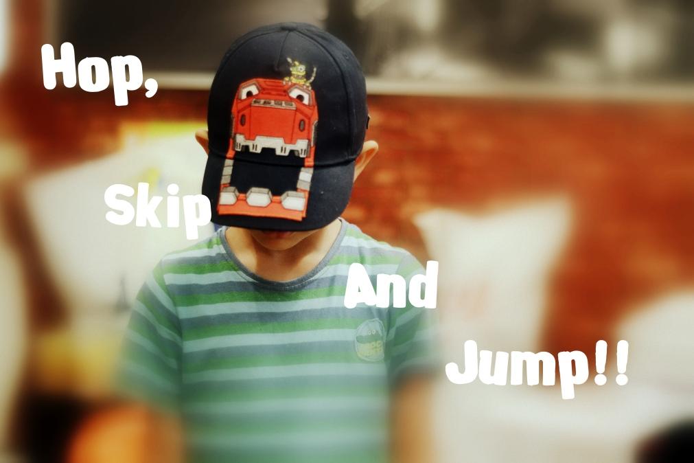 Hop, Skip AndJump!